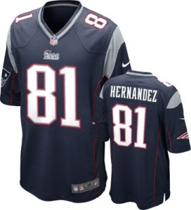 The Patriots are offering to take back all Aaron Hernandez jerseys and replace them with an equally comparable one