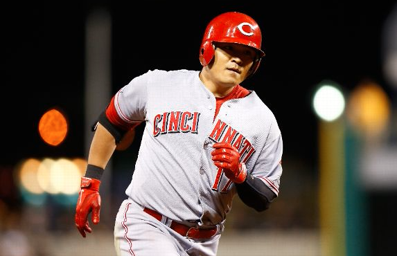 Choo's ability to reach base should make him a rich man this season