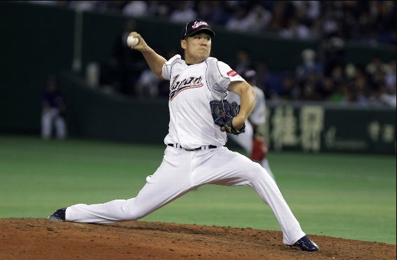 The Japanese phenom hopes to have the success like Yu Darvish